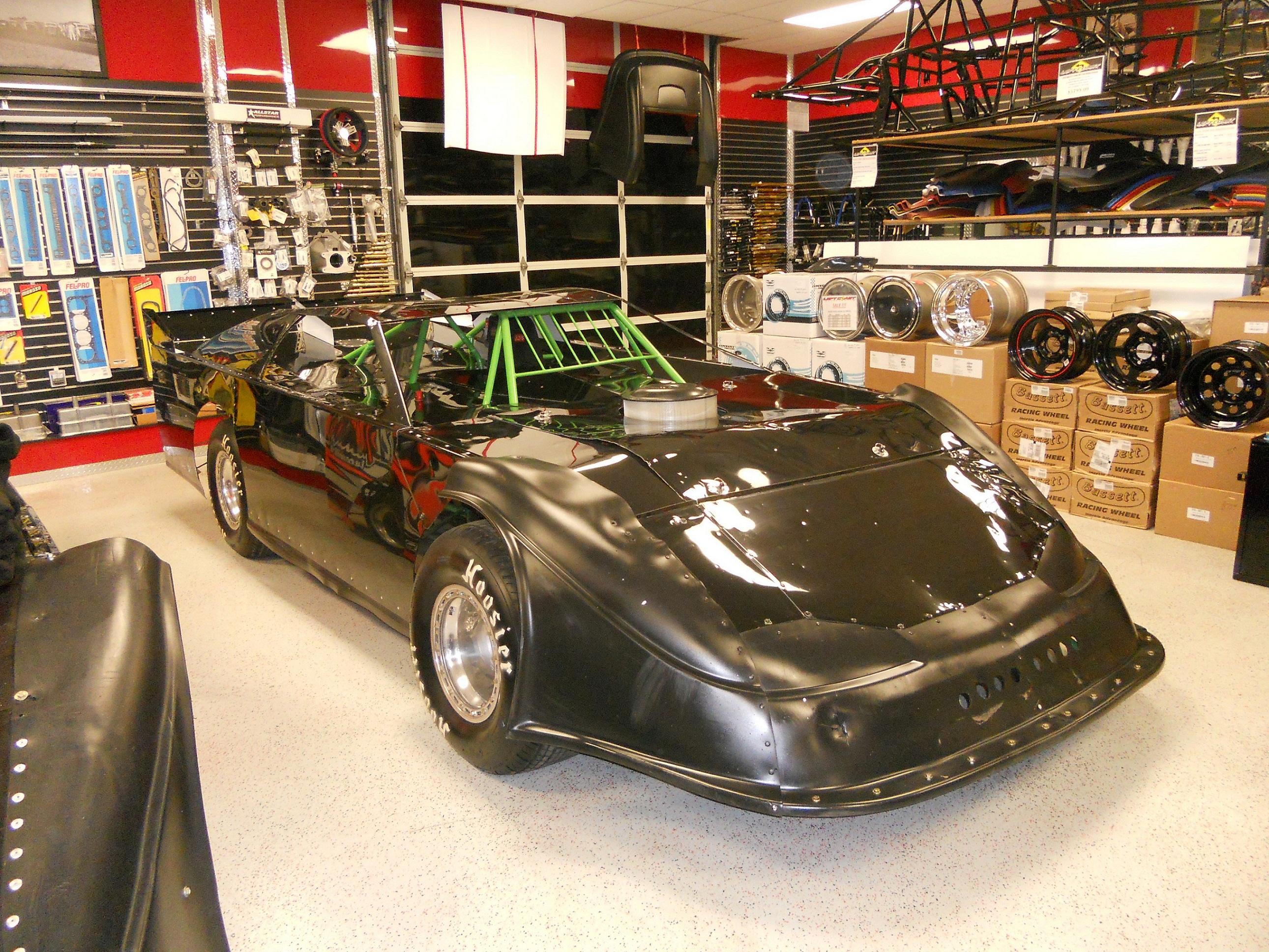 Used Swartz Race Cars