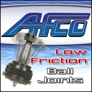 AFCO Low Friction Lower Press in Ball Joint