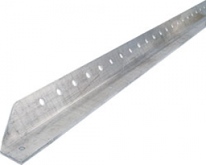 Slotted ALuminum Angle 120 degree