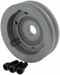 SBC Aluminum Lower Reduct. Pulley