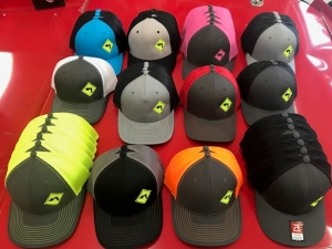 Left Coast Motorsports Snap-Back Hats