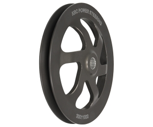 "KRC 6.0"" V-Belt Pulley (GM Offset)"