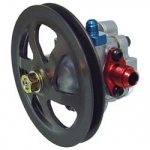 KRC Aluminum P/S Pump with V-Pulley