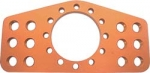 QC 12 Hole Panhard Bar Bracket