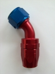 45° AQP Hose Fitting