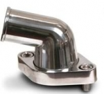 Aluminum Thermostat Housing 15° angle (360* rotation)