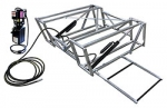 Aluminum Race Car Lift
