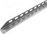 Slotted Aluminum Angle 90 Degree