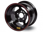Bassett Black Inertia Wheels