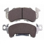 Hawk Performance Black 1978-Up GM Metric Brake Pads