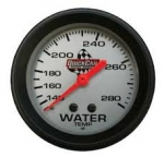 Quickcar Water Temp Gauge 2 5/8""