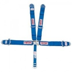 Simpson Black 5-PT Harness Seat Belts