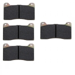 Wilwood NDL/Dynalite Bridge Bolt Brake Pads, Dynapro Poly-E