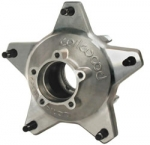 Wilwood Starlite 55 Rear Hub 5-bolt